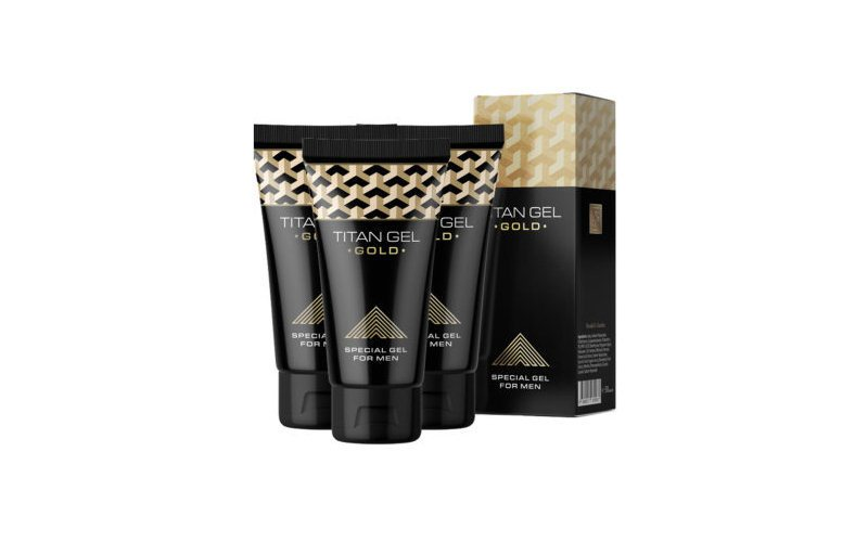 Titan Gel Gold Originalverpackung